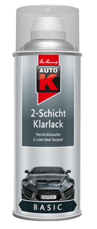 2-coat clear lacquer - Auto-K by Peter Kwasny GmbH