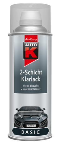 Auto-K 2-Schicht-Klarlack