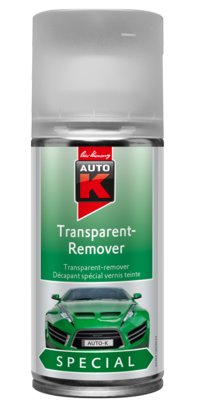 Produkt Lackspray Transparent-Remover